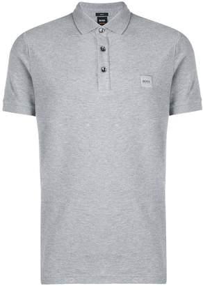 HUGO BOSS slim fit polo shirt