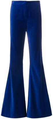 Pinko Torchio flared trousers