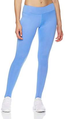 Mint Lilac Women's Reflective Yoga Leggings Athletic Workout Leggings with Back Pocket