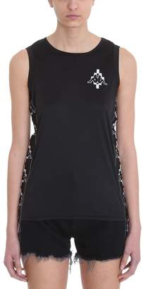 Marcelo Burlon County of Milan X Kappa Black Tank