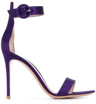 Gianvito Rossi Portofino 85 sandals