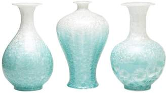 Twos Company Mop Vases (Set of 3)