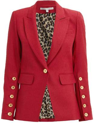 Veronica Beard Steele Cutaway Jacket