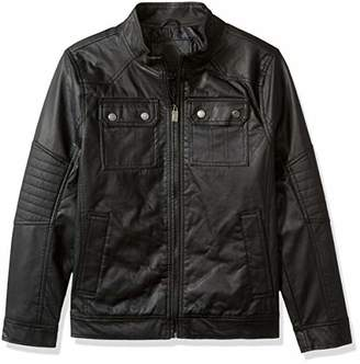 d6411bea4cf8 Amazon.com Men's Leather & Suede Coats - ShopStyle
