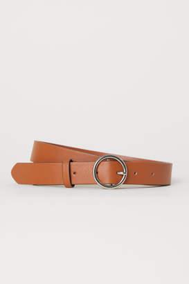 H&M Belt - Orange