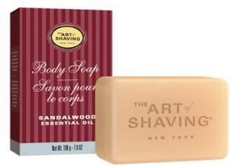 The Art of Shaving R) Body Soap