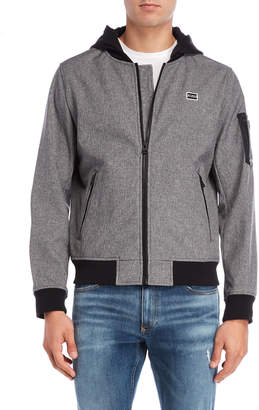 Levi's Softshell Hooded Bomber