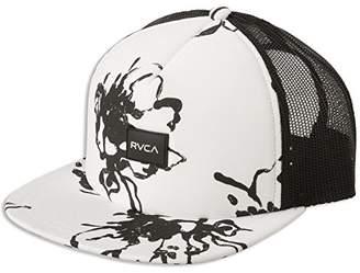 RVCA Junior's TALUM MESH Back Trucker HAT