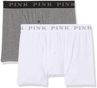Thomas Pink Men's Baker Boxer Briefs,Pack of 2