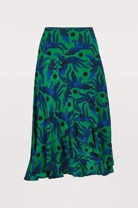 c1643a9ef2ff Animal Print Skirt - ShopStyle