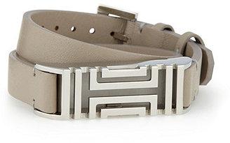 Tory Burch Fitbit-Case Double Wrap Bracelet $175 thestylecure.com