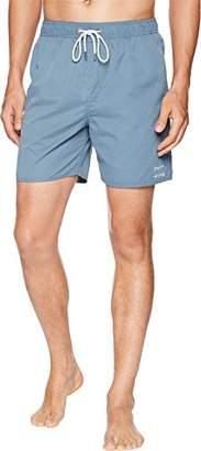 RVCA Men's Horton Elastic Short