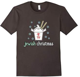 Jewish Christmas Chinese Take-Out Funny Holiday T-shirt
