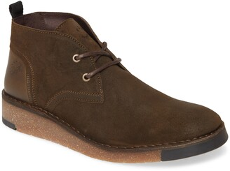 Fly London Saze Crepe Sole Chukka Boot