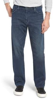 AG Jeans Ives Straight Fit Jeans