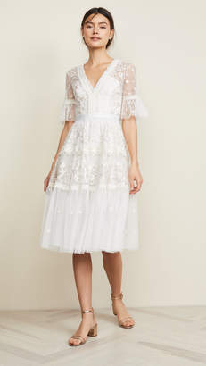 Needle & Thread Midsummer Lace Dress