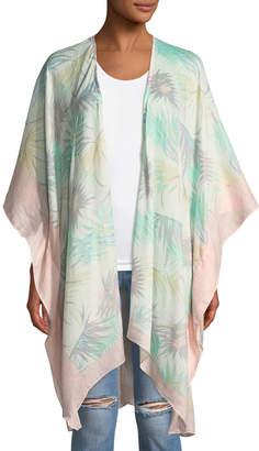 Raj Spring Open-Front Kimono
