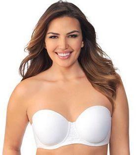 Vanity Fair Bra: Beauty Back Full-Figure Strapless Bra 74380 $40 thestylecure.com