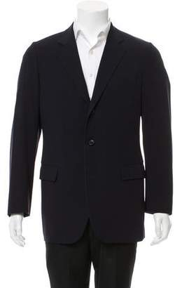 Bottega Veneta Wool Three-Button Blazer