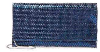 Sondra Roberts Crystal Studded Convertible Shoulder Bag