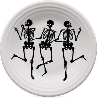 Fiesta Skeleton Lunch Plate