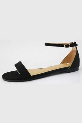 Bamboo Flat Sandal