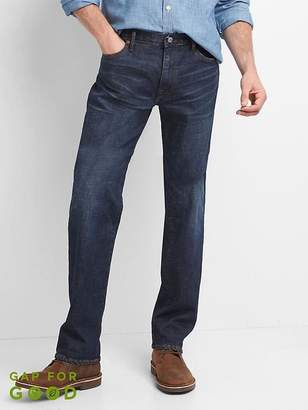 Gap Jeans in Straight Fit with GapFlex