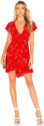 AUGUSTE Celestial Grace Mini Dress