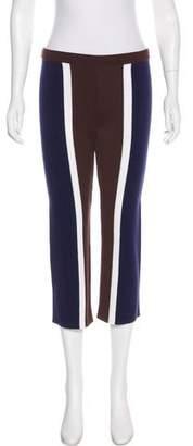 Marni Mid-Rise Straight-Leg Pants