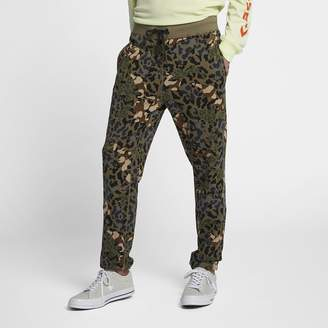 Converse Essentials Mens Camo Joggers
