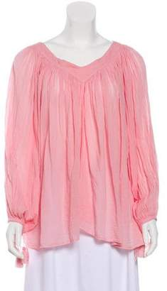 The Great Casual Long Sleeve Blouse