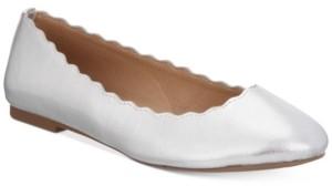 Esprit Odette Scalloped Ballet Flats Women's Shoes