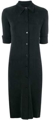 MM6 MAISON MARGIELA button midi dress