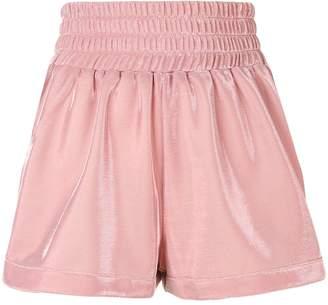 Pinko elasticated shorts