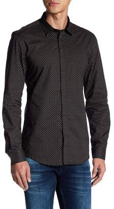 Antony Morato Diamond Print Slim Fit Shirt