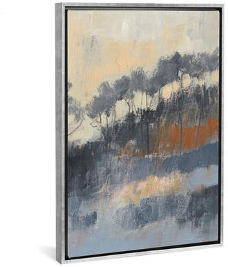 "iCanvas Paynes Treeline Ii by Jennifer Goldberger Gallery-Wrapped Canvas Print - 40"" x 26"" x 0.75"""