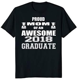 High School Graduation Mom T Shirt College Graduation Gift