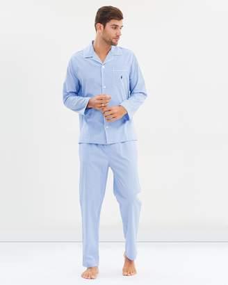 Polo Ralph Lauren Cotton Pyjama Sleep Set
