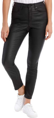 Grab Madison High Rise Skinny Jean Coated