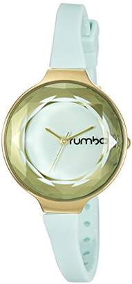 RumbaTime Women's 22681 Orchard Gem Mini Gold 30mm Watch