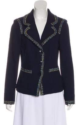 St. John Wool Structured Jacket