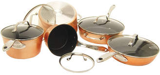 STARFRIT THE ROCK by Starfrit 10-Piece Copper Cookware Set