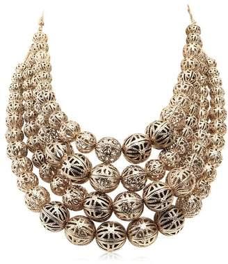 Rosantica Innocenza Multi Strand Necklace