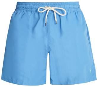 Polo Ralph Lauren Logo-embroidered swim shorts