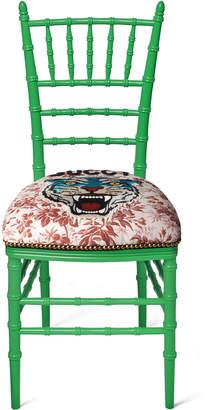 Gucci Beechwood Chair Chiavarina