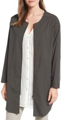 Women's Nic+Zoe Woodside Long Jacket $198 thestylecure.com