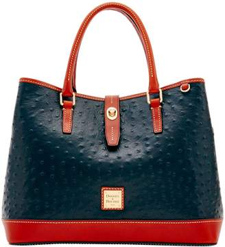 Dooney & Bourke Ostrich Perry Satchel