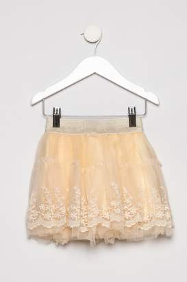 Ml Kids Tutu Fluffy Skirt