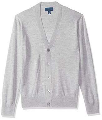 Buttoned Down Men's Italian Merino Wool Cardigan XX-Large