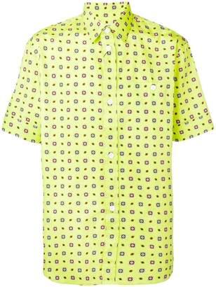 Kenzo floral short sleeved shirt